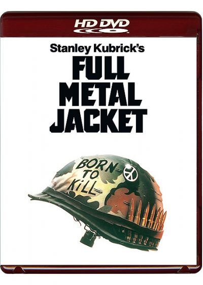 Full Metal Jacket - HD DVD