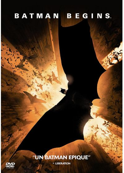 Batman Begins - DVD