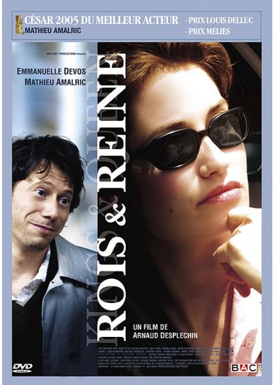 Rois & Reine (Édition Simple) - DVD