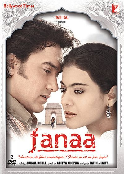 Fanaa - Mourir d'amour (Édition Collector) - DVD
