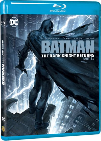 Batman : The Dark Knight Returns - Partie 1 - Blu-ray