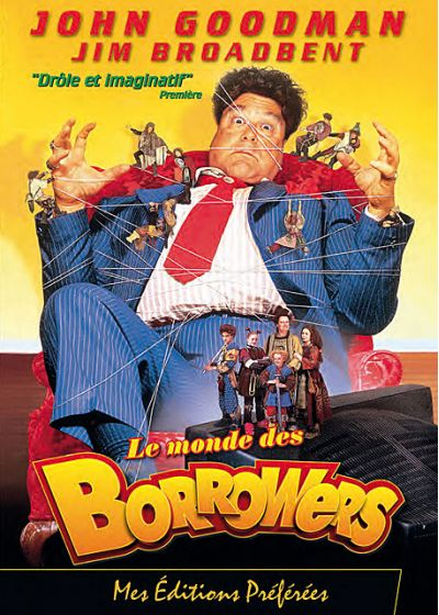 Le Monde des Borrowers - DVD