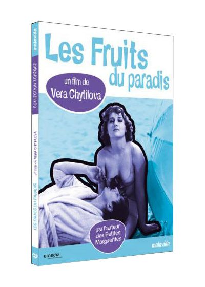 Les Fruits du paradis - DVD