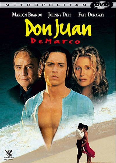 Don Juan DeMarco - DVD