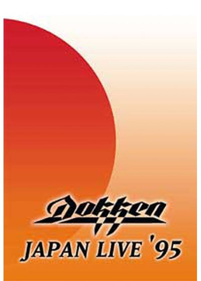 Dokken - Japan Live '95 - DVD