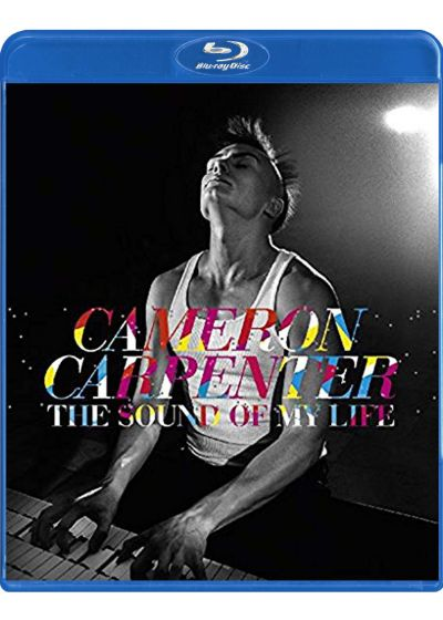 Cameron Carpenter : The Sound of my Life - Blu-ray