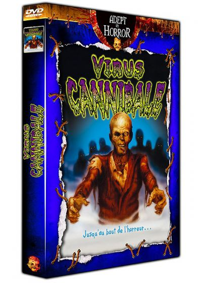 Virus cannibale - DVD