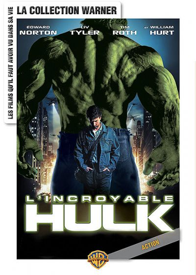 L'Incroyable Hulk (WB Environmental) - DVD