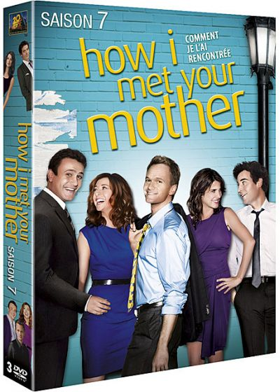 How I Met Your Mother - Saison 7 - DVD