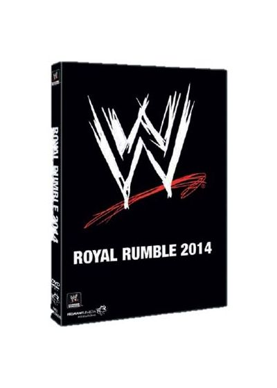 Royal Rumble 2014 - DVD