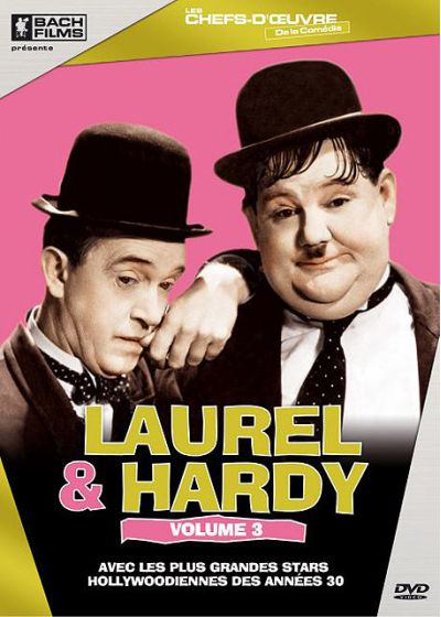 Laurel & Hardy - Vol. 3 - DVD