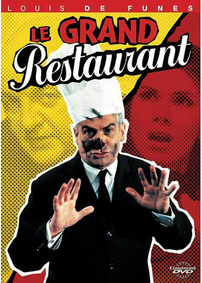 Le Grand Restaurant (Mid Price) - DVD