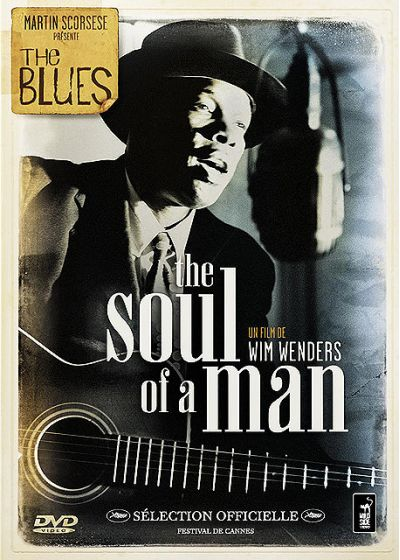 The Blues - The Soul of a Man - DVD