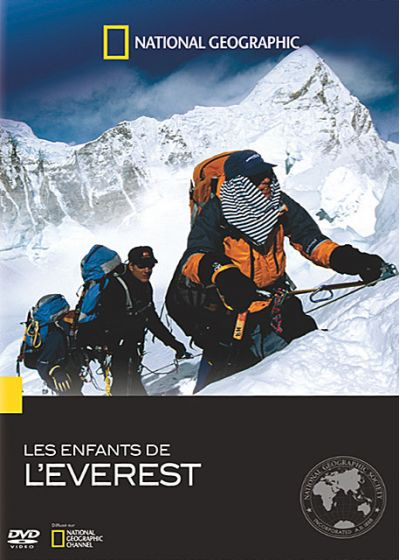 National Geographic - Les enfants de l'Everest - DVD