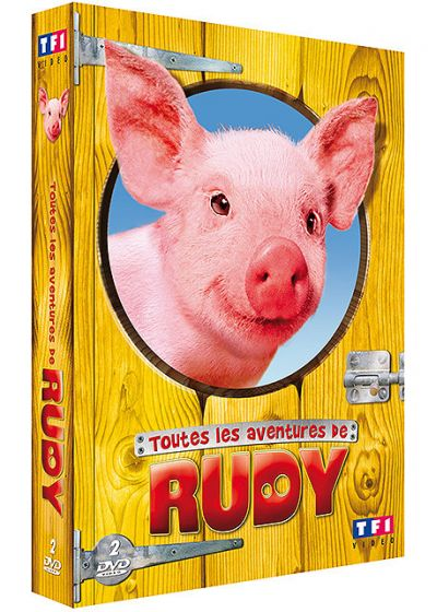 Rudy - Toutes les aventures (Pack) - DVD