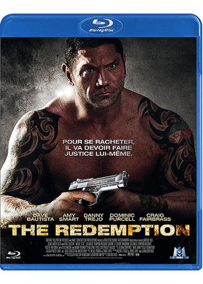 The Redemption - Blu-ray