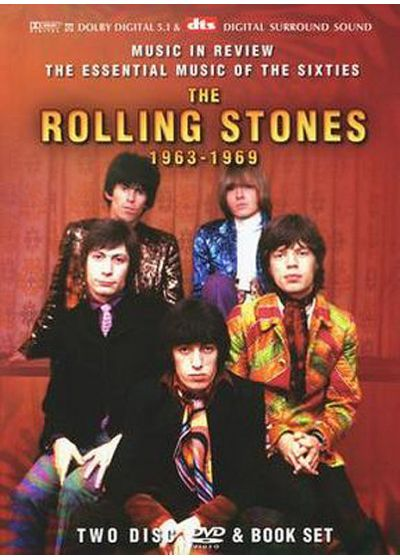 The Rolling Stones - Music in Review - 1963-1969 - DVD