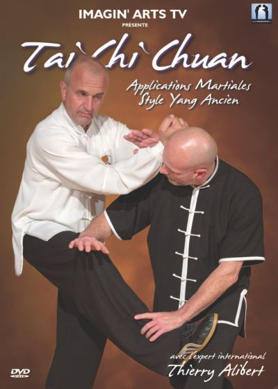 Tai Chi Chuan : Applications martiales style Yang - DVD