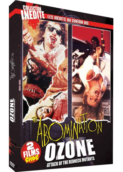 Abomination + Attack of the Redneck Mutants - DVD