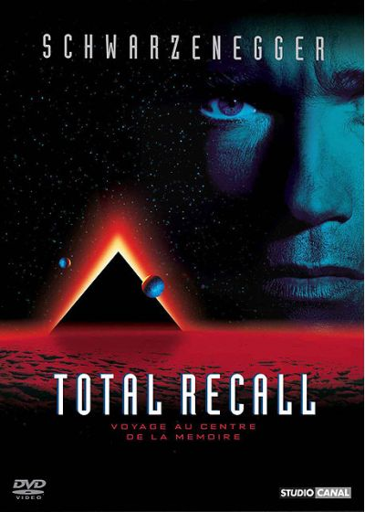 Total Recall (Ultimate Edition) - DVD
