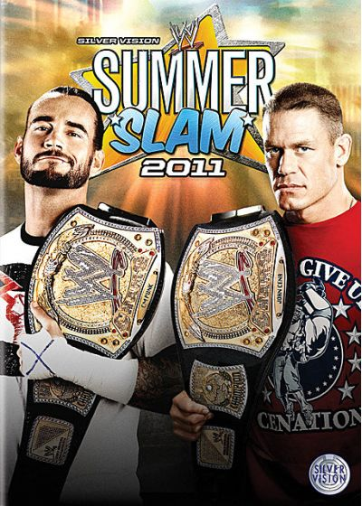 SummerSlam 2011 - DVD