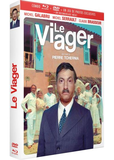 Le Viager (Édition Collector Blu-ray + DVD) - Blu-ray