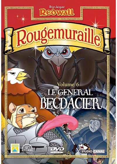 Rougemuraille - Vol.6 - Cycle 2 - DVD