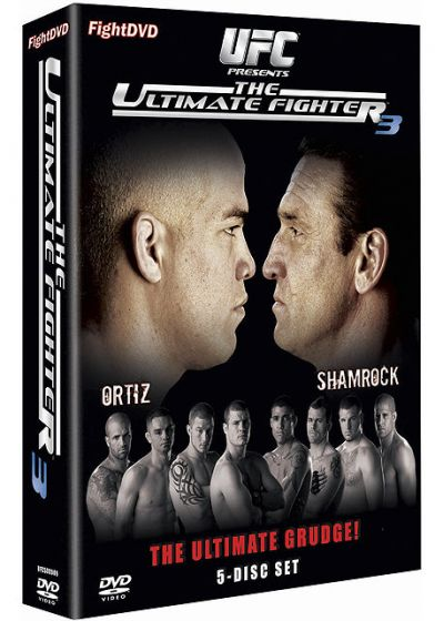 UFC - The Ultimate Fighter 3 - DVD