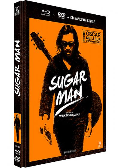 Sugar Man (Combo Blu-ray + DVD + CD bande originale) - Blu-ray