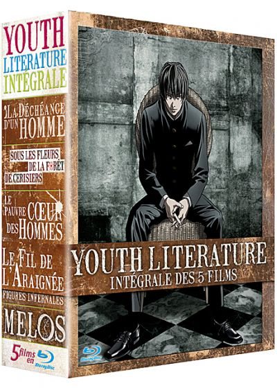 Youth Literature - Intégrale des 5 films (Pack) - Blu-ray