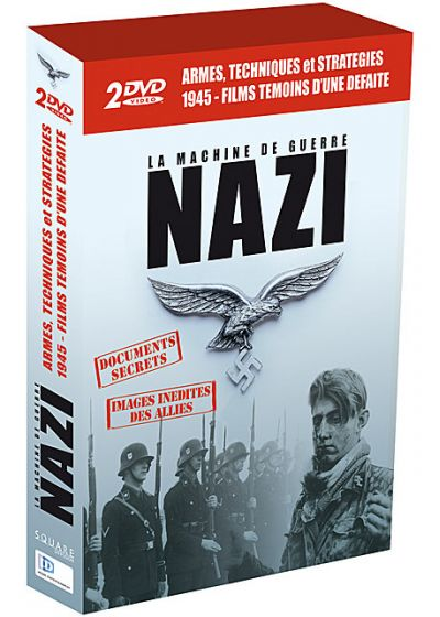 La Machine de guerre Nazi - Coffret 2 DVD (Pack) - DVD