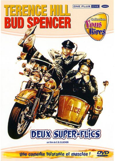 Deux Super-flics - DVD