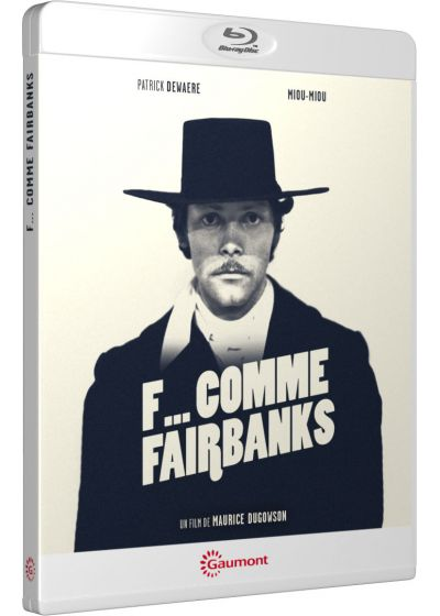 F... comme Fairbanks - Blu-ray