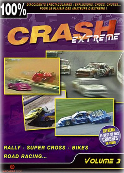 Crash Extreme - Volume 3 - DVD