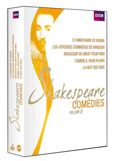 Shakespeare : Comédies - Vol. 2 - DVD