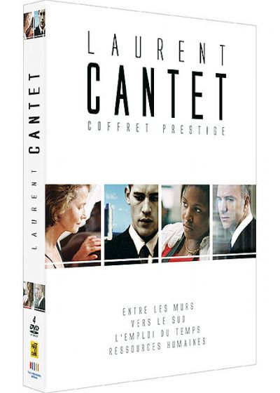 Laurent Cantet - Coffret prestige (Pack) - DVD