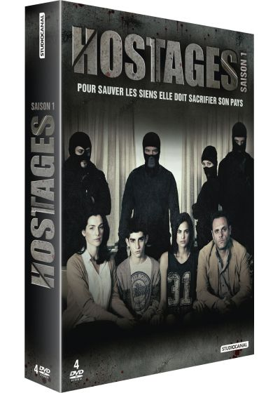 Hostages - Saison 1 - DVD
