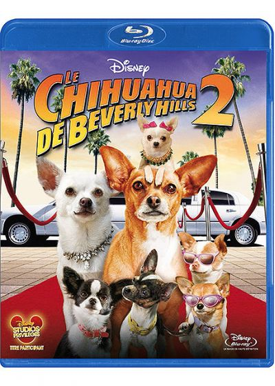 Le Chihuahua de Beverly Hills 2 - Blu-ray
