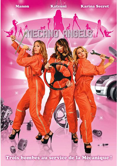 Mecano Angels - DVD