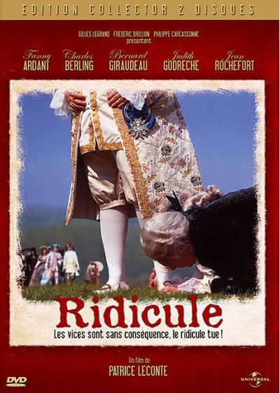 Ridicule (Édition Collector) - DVD