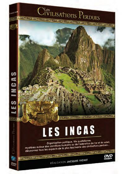 Les Civilisations perdues : les Incas - DVD