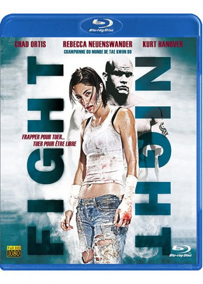 Fight Night - Blu-ray