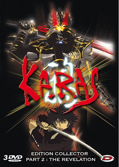 Karas - Vol. 2 (Édition Collector) - DVD