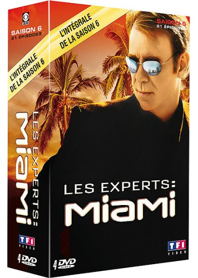 Les Experts : Miami - Saison 6 - DVD