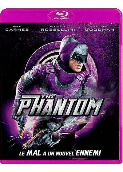 The Phantom - Blu-ray