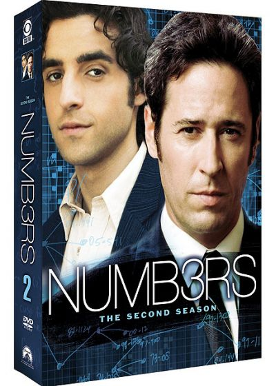 NUMB3RS - Saison 2 - DVD