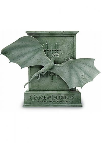Game of Thrones (Le Trône de Fer) - Saison 3 (Édition Limitée exclusive Amazon.fr) - Blu-ray