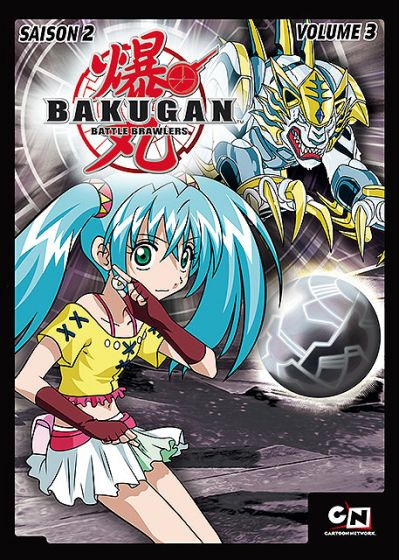 Bakugan Battle Brawlers - Saison 2 - Volume 3 - DVD