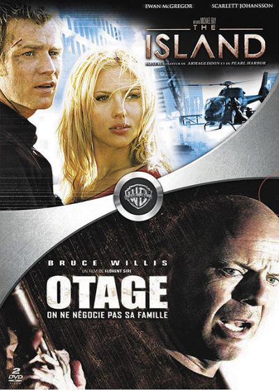 The Island + Otage - DVD