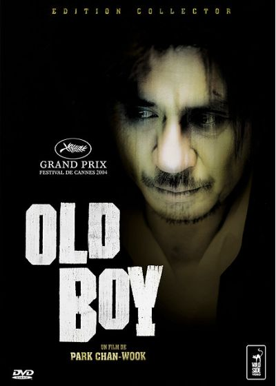 Old Boy (Édition Collector) - DVD